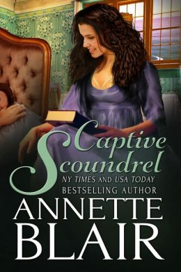 Captive Scoundrel (Knave of Hearts: Book Two)