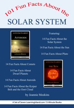 101 Fun Facts About the Solar System: A Set of Seven 15-Minute Books