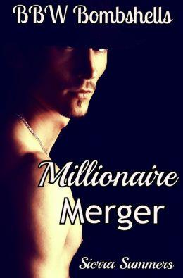 Millionare Merger (BBW, Erotic Romance)