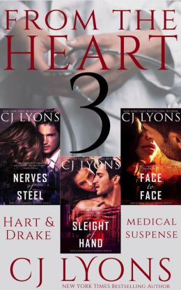 FROM THE HEART: 3 Complete Hart and Drake Thrillers