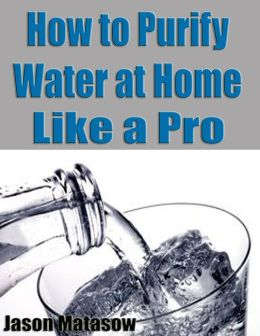 How to Purify Water at Home Like a Pro