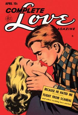 Complete Love Magazine Number 16 Love Comic Book