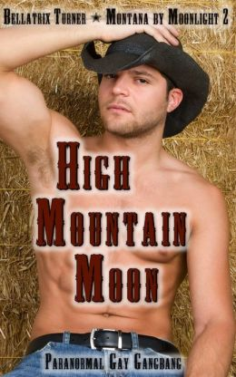 High Mountain Moon (paranormal werewolf gay gangbang)