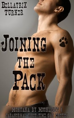 Joining the Pack (paranormal werewolf first-time gay erotica)