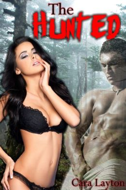The Hunted (Reluctant Werewolf BDSM Erotica)