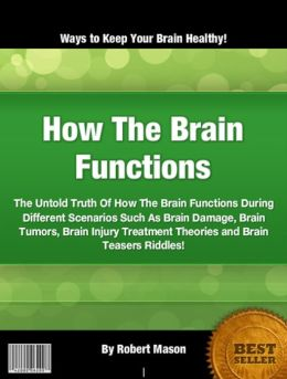 How The Brain Functions: The Untold Truth Of How The Brain Functions During Different Scenarios Such As Brain Damage, Brain Tumors, Brain Injury Treatment Theories and Brain Teasers Riddles