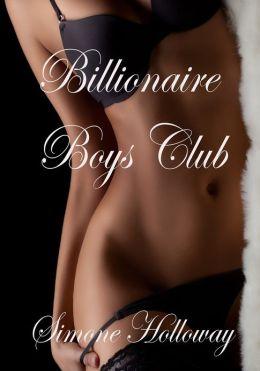 Billionaire Boys' Club (Billionaire Boss Bundle 3)