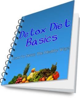 Detox Diet Basics