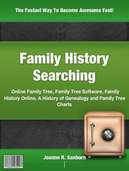 Family History Searching: Discover Online Family Tree, Family Tree Software, Family History Online, A History of Genealogy and Family Tree Charts