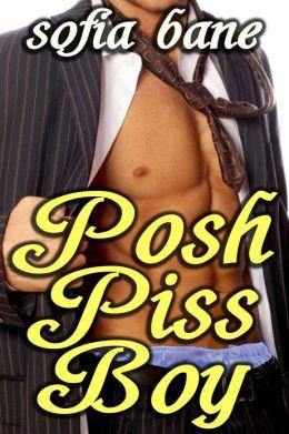 Posh Piss Boy (M/m Watersports, Diaper Punishment)