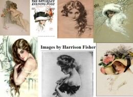Images of Victorian Women by Harrison Fisher