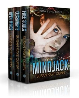 Mindjack Trilogy Digital Box Set