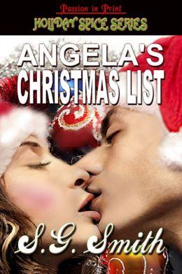 Angela's Christmas List