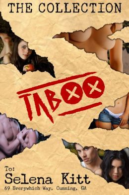 Taboo: The Collection (erotic erotica coming of age romance anthology boxed set)