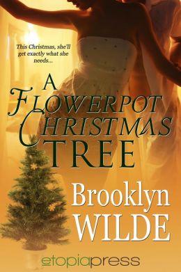 A Flowerpot Christmas Tree