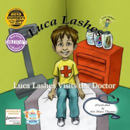 Luca Lashes Visits the Doctor