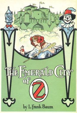 The Emerald City of Oz (Illustrated)