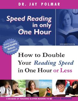 How to Double Your Reading Speed in One Hour or Less