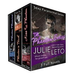 PHANTOM SERIES BOXED SET (3 full novels...ghost stories for grown-ups!)