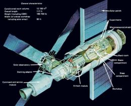 Beyond the Stars –NASA's 50 Years of Manned Space Flight - Part 9 - Skylab