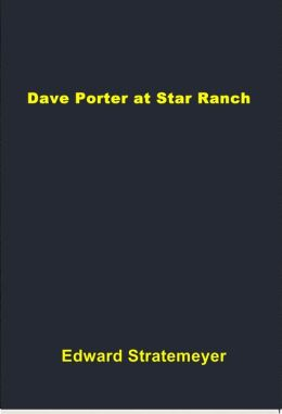 Dave Porter at Star Ranch