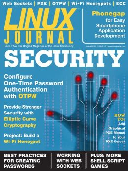 Linux Journal January 2013