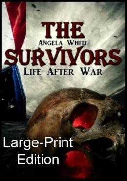 The Survivors Large Print EBook