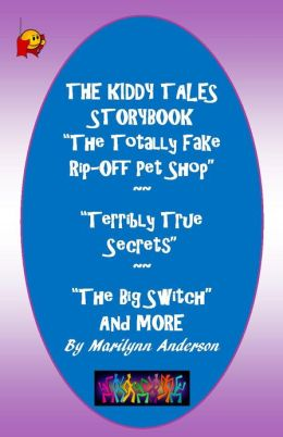 KIDDY TALES STORYBOOK ~~