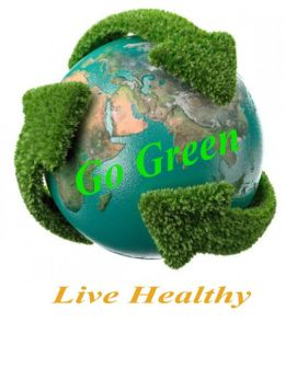 Go Green Live Healthy