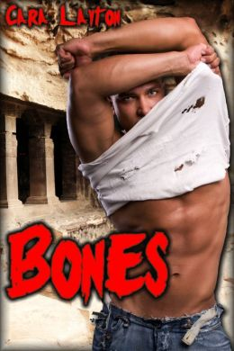 Bones (Reluctant First Time Monster Anal Gangbang)