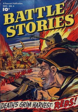 Battle Stories Number 6 War Comic Book