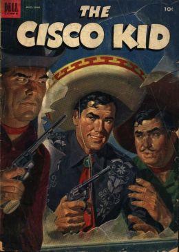 Cisco Kid Number 15 Western Comic Book