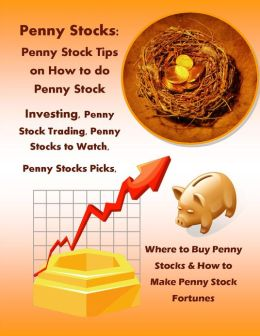 Penny stock trading strategies