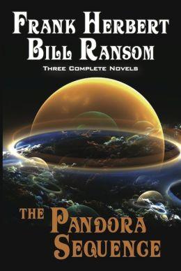 The Pandora Sequence - Frank Herbert, Bill Ransom