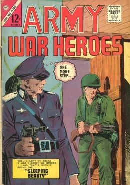 Army War Heroes Number 5 War Comic Book