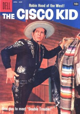 Cisco Kid Number 39 Western Comic Book