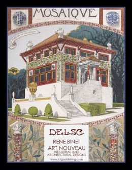 Rene Binet Art Nouveau Industrial and Architectural Designs