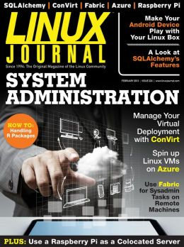 Linux Journal February 2013