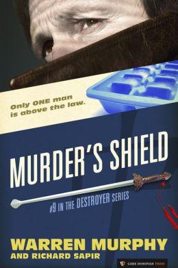 Murder's Shield (The Destroyer #9)
