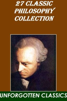 27 Classic Philosophy Books