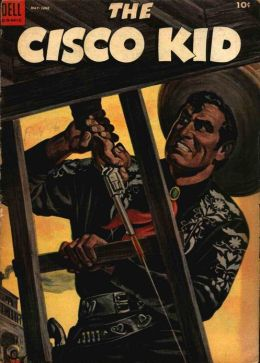 Cisco Kid Number 21 Western Comic Book
