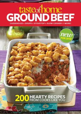 Taste of Home Ground Beef