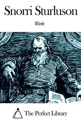 Works of Snorri Sturluson