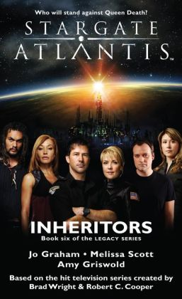 SGA-21 - Inheritors - Book VI of the Legacy Series