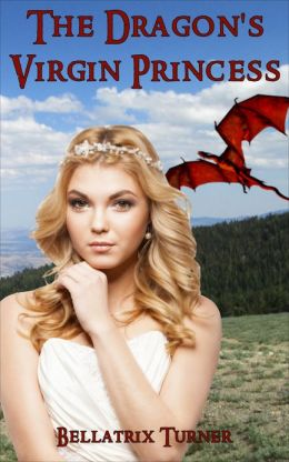 The Dragon's Virgin Princess (reluctant virgin monster erotica)