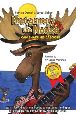 Montgomery the Moose