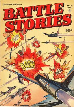 Battle Stories Number 2 War Comic Book