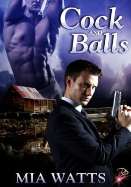 Cock and Balls (Handcuffs and Lace) by Mia Watts