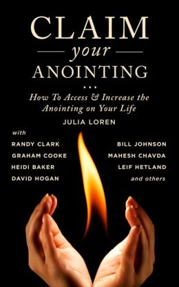 Claim your Anointing