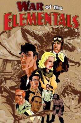 Ray Harryhausen Presents: War of the Elementals collected edition